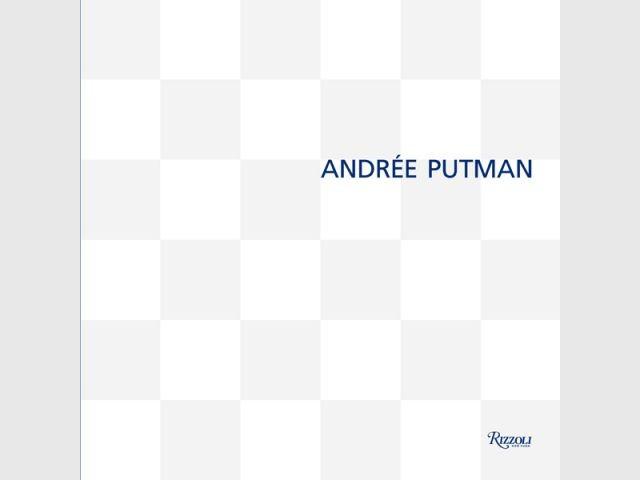 Couverture livre Andrée Putman