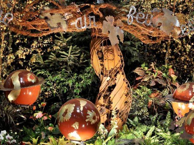 Création de professionnels de Dijon - Floralies 09