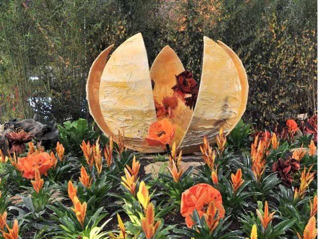 Création de professionnels de Nyon - Floralies 09