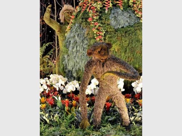 Création de professionnels de Montreux - Floralies 09