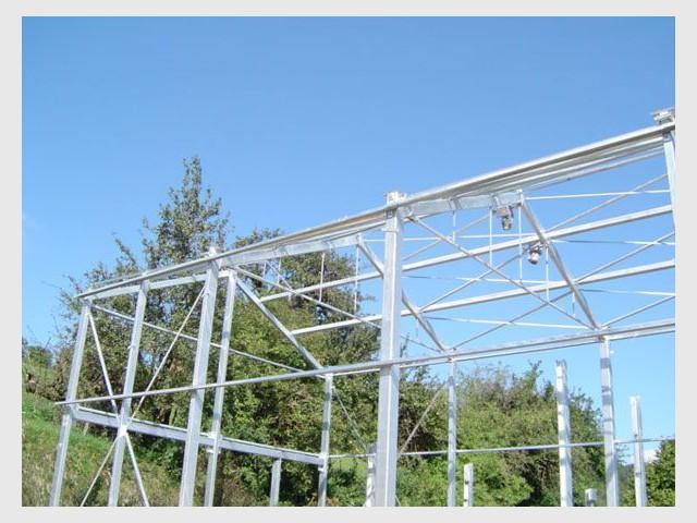 Structure acier - casaluce