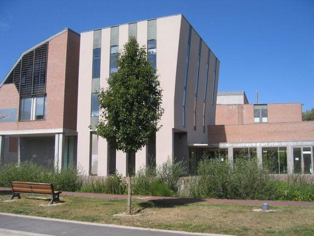 l'Ecole supérieure d'art et de design d'Amiens