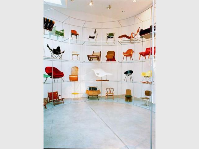 2001 - Vitra Design Museum