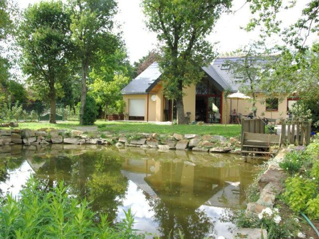 Une maison bioclimatique par e pour l 39 avenir - Avenir maison ...