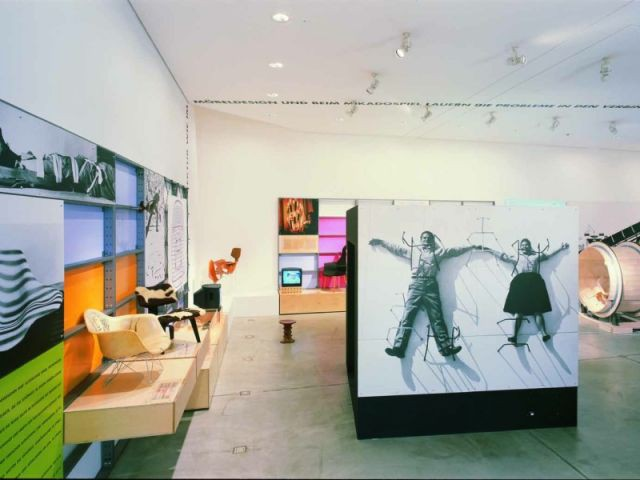 1997 - Vitra Design Museum