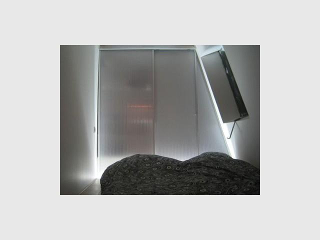 Après : chambre - chambre