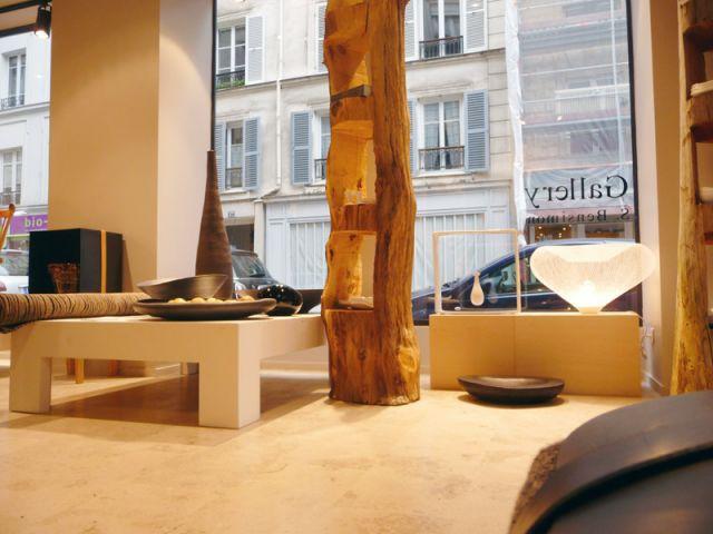 Bois sculpté - Gallery S. Bensimon