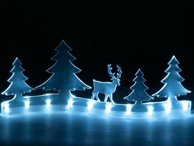 Décoration à leds - Guirlandes lumineuses