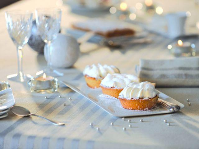 Nappe gris-blanche - nappe