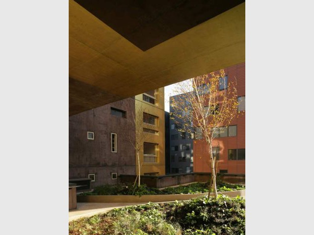 Logements Paris - architecture mode d'emploi
