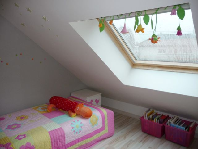 Chambre enfant - maison ducotey