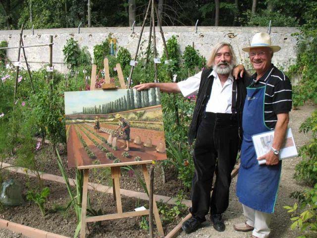 Palmar s 2009 du concours national des jardins potagers for Appart hotel yerres