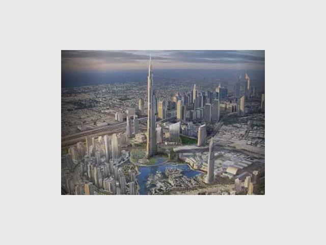 Burj Dubaï - burj dubai