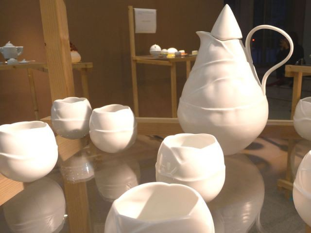 Une nouvelle saison - Porcelaine