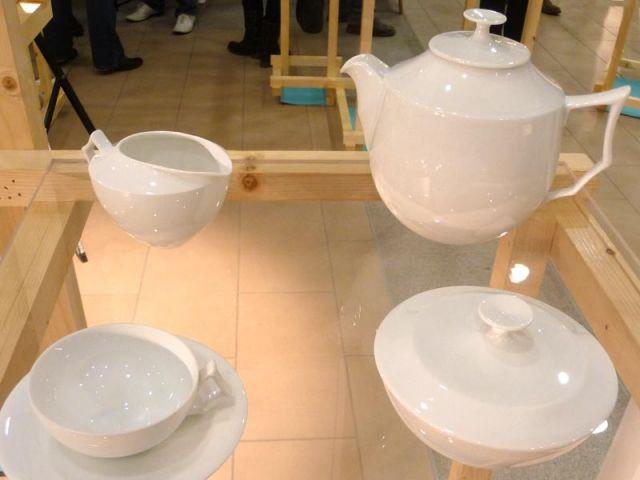 Du réel vers l'imaginaire - Porcelaine