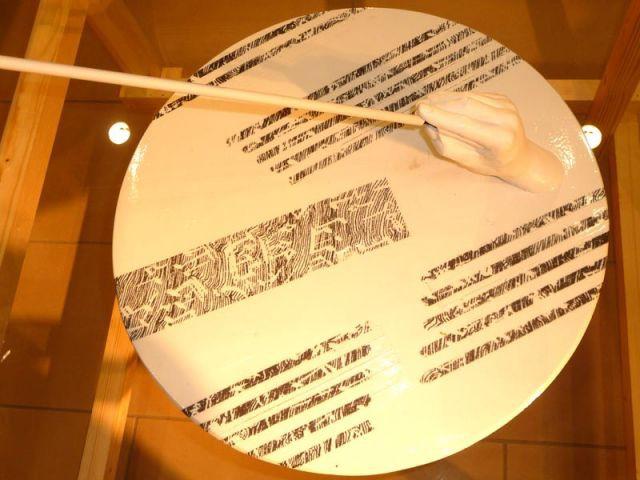 La musique du temps - Porcelaine