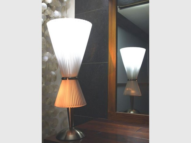 Lampe à poser - led