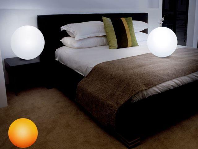 Lampe sensitive - led