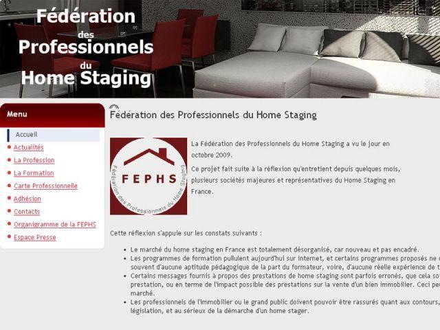 Fédération des Professionnels du Home Staging