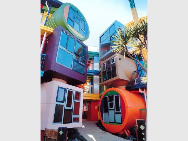 """Appartements """"destin réversible"""" - Mikata (japon)"""