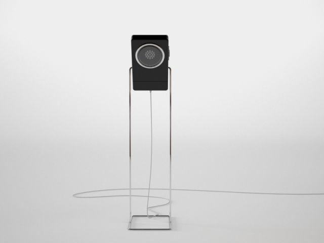 Lamp Posh - Concours Design Cinna 2010