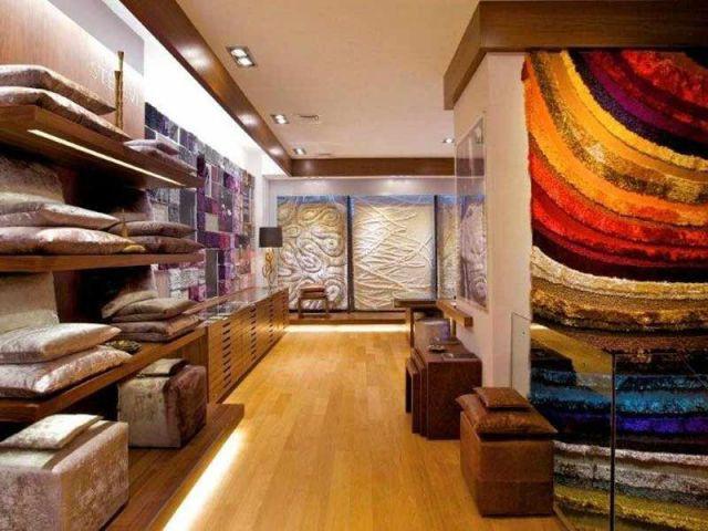 Un univers coloré - boutique de tapis