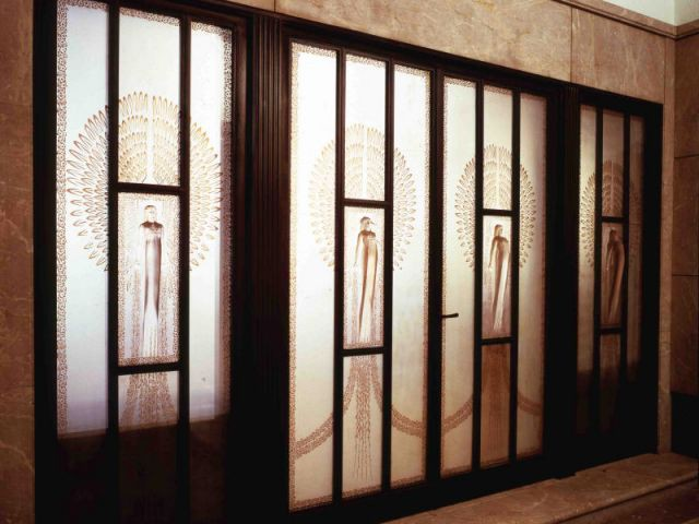 Lalique et l'architecture - Lalique