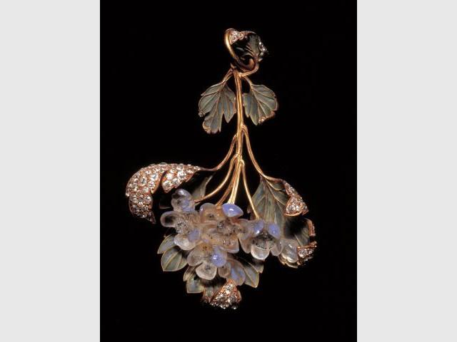 Lalique & les bijoux - Lalique
