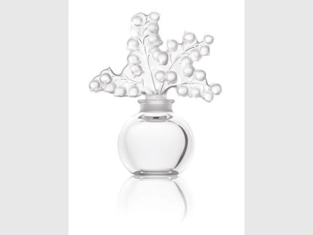 Flacon Clairefontaine - Lalique