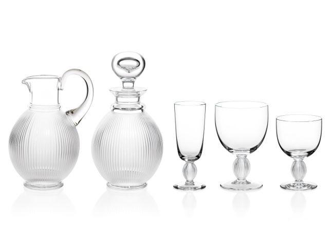 Service Langeais - Lalique