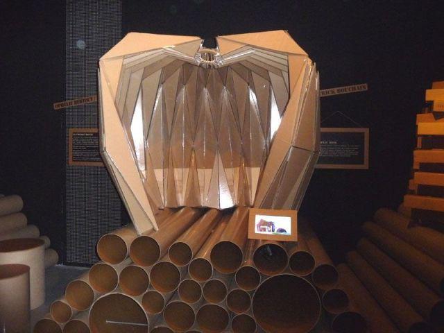 La cocoon House - Ophélie Bertout et Marcus Kistner - carton