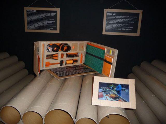 Nécessaire - Collectif 3RS/Ar(t)chitectes - carton