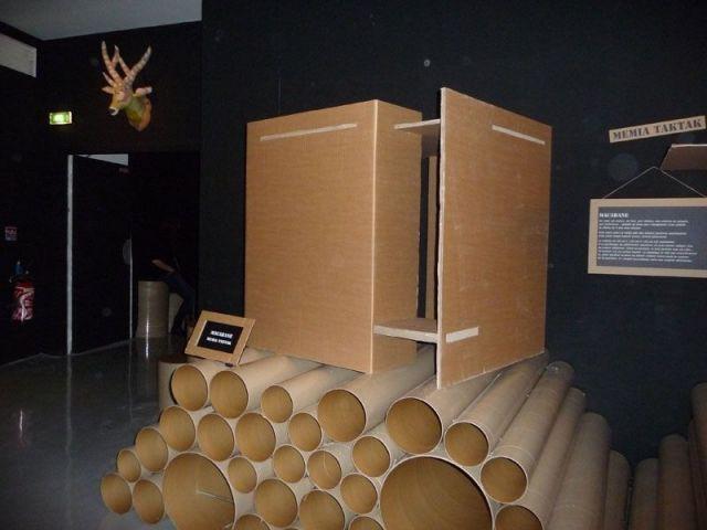 Macabane - Memia Taktak - carton