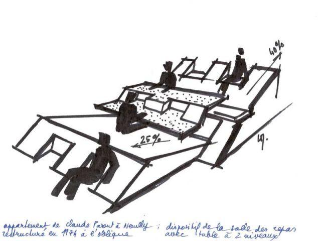 La fonction oblique et l'espace critique - Claude Parent