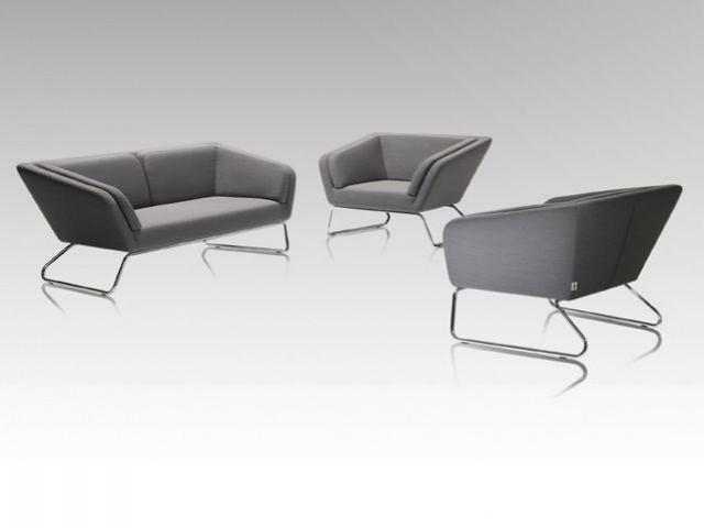 Ensemble fauteuil et canapé
