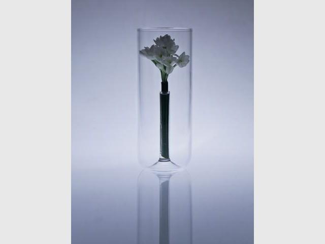 Vase Flavour - Exposition En Verre et Contre Tout