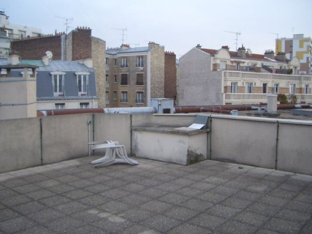 Terrasse avant - Réalisation balcon - Les Terrasses d'Ile de France