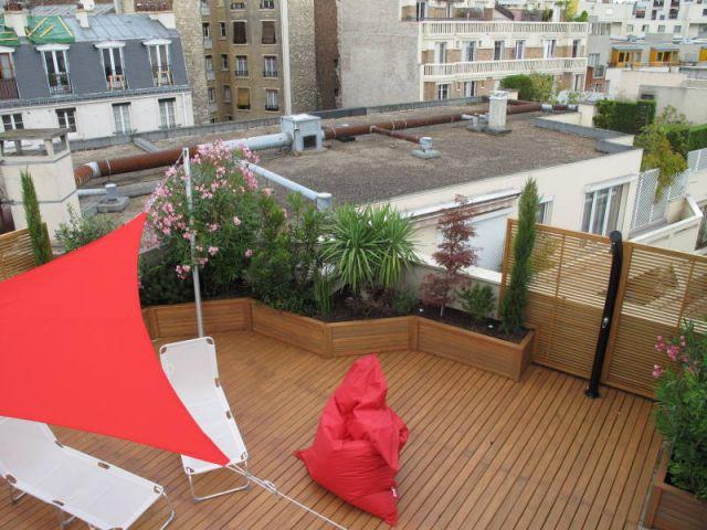Réalisation balcon - Les Terrasses d'Ile de France