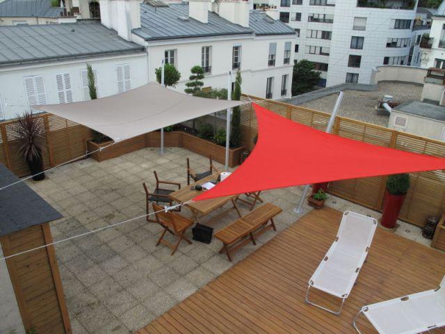 Vue d'ensemble - Réalisation balcon - Les Terrasses d'Ile de France