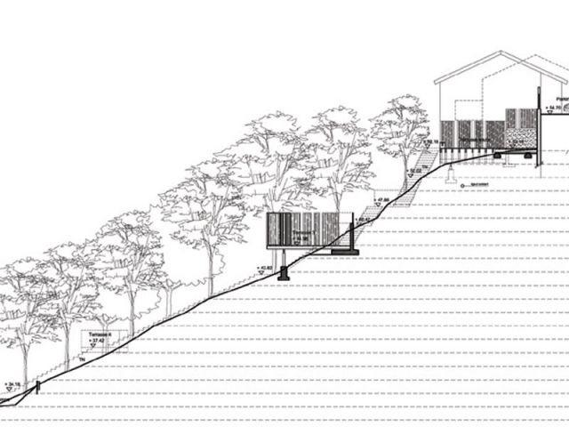 Dessin - terrasse