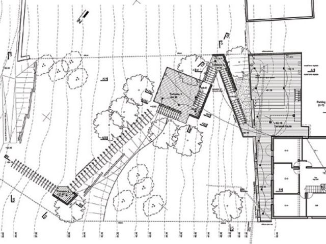 Plan - terrasse