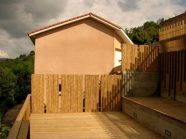 Première terrasse - terrasse