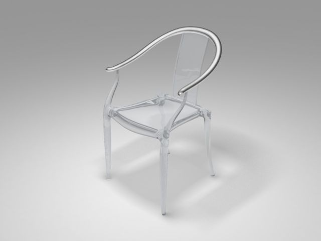 Chaise - Création Philippe Starck