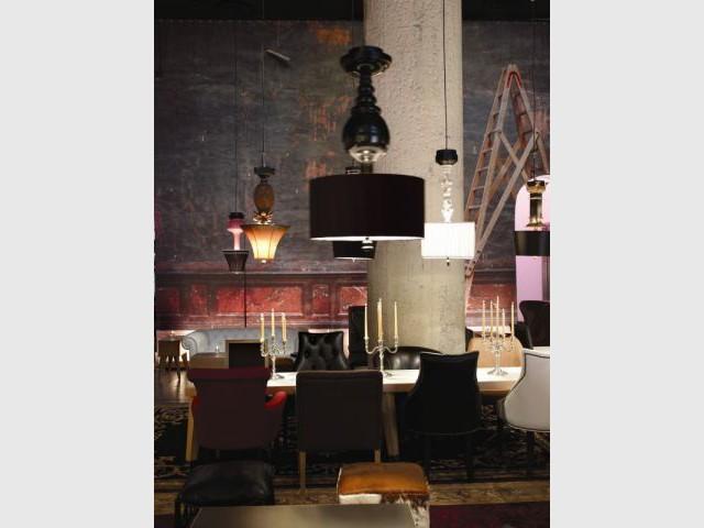 S Bar - Création Philippe Starck