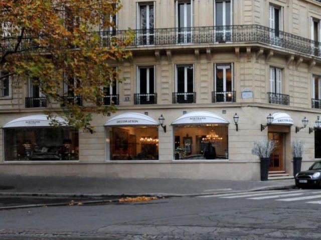 Extérieur - boutique Bertrand Prestige
