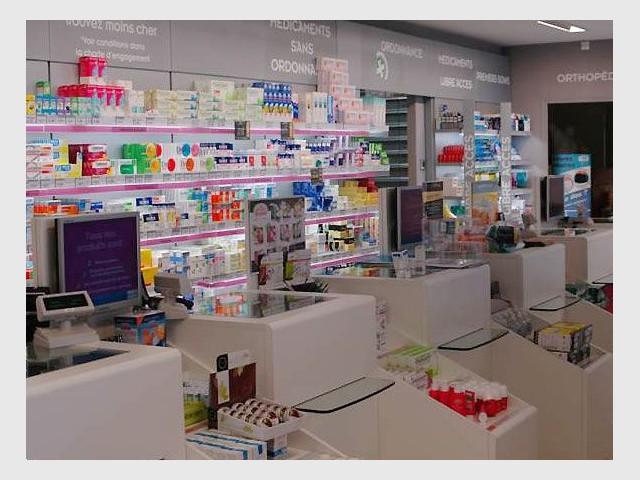 pharmacie aux Ulis (91)