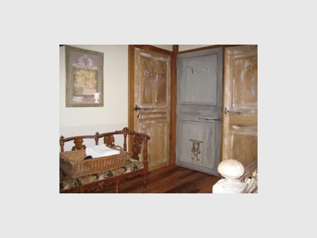 Palier - Manoir Restauré