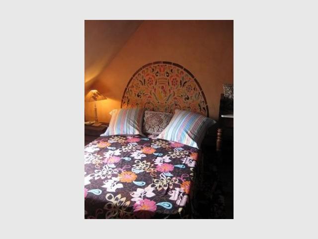 Chambre - Manoir Restauré