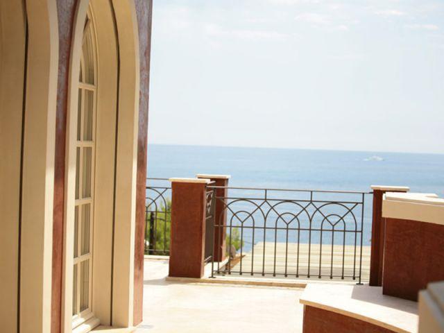 Vue sur mer - Villa Florentine
