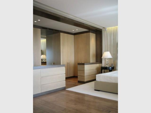 Détail chambre - Dressing - Villa Florentine